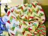 Christmas Chevron. ©CherrySprinkle.com. DO NOT COPY