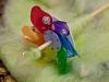 Tilt-a-Whorl Custom Rainbow Posey Pinwheel (12g)