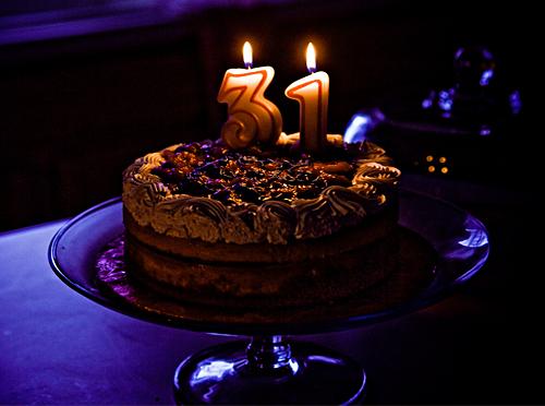 Поздравления на 31 год день рождения