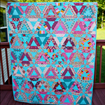 Hopscotch Quilt by Cherry Sprinkle